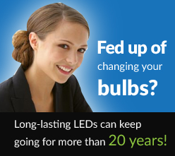Feed up changing bulb